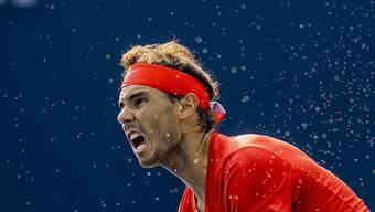Pause statt Einsatz in Cincinnati: Rafael Nadal