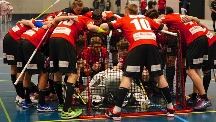 Unihockey Basel Regio - NLB Herren