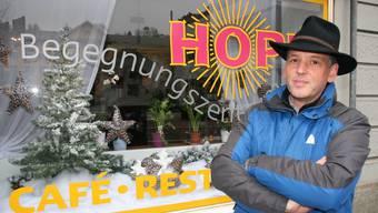 Diakon Stephan Grossenbacher ist Leiter Sozialarbeit beim «Hope» und Gassenarbeiter ad interim. Erna Lang