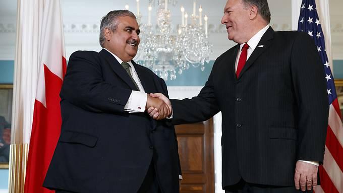 Inmitten der Spannungen zwischen den USA und dem Iran wird Bahrain eine Konferenz zu maritimer Sicherheit abhalten.