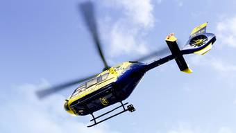 Die Frau wurde von der Alpine Air Ambulance ins Spital geflogen.