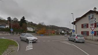De Kreisel an der Baslerstrasse in Umiken