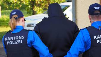 Das Paar wurde von der Kantonspolizei Aargau in Spreitenbach gefasst.