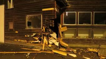 Unfall nach Verfolgungsjagd von Reinach nach Zetzwil