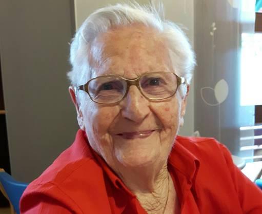 Herzliche Gratulation zum 100. Geburtstag an Trudy Holliger-Gloor am 25. Juni 2020