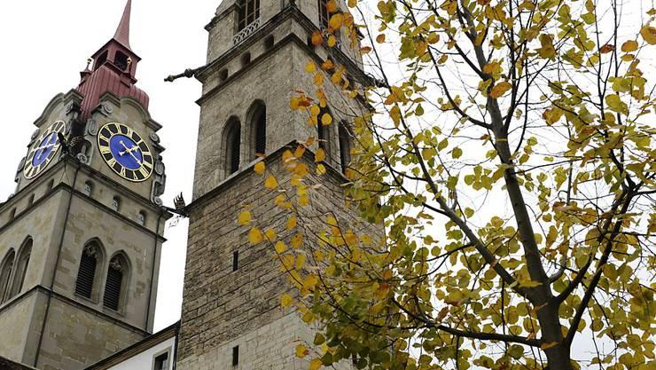 Der Brand in der Stadtkirche Winterthur vom Sonntag wurde wahrscheinlich absichtlich gelegt. (Symbolbild)