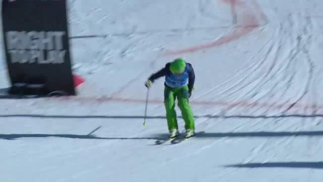 Ski-Salto à la Didier Cuche: Welche Ski-Legende kann es genauso gut?