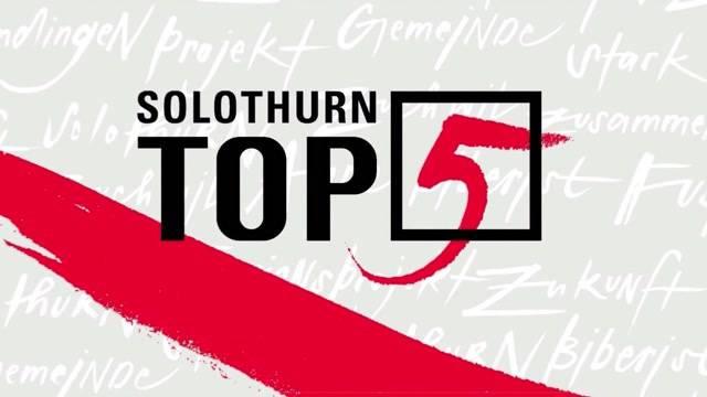Solothurn Top 5 vor dem Aus?