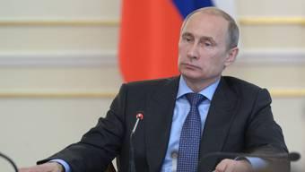 Russlands Präsident Wladimir Putin. (Archiv)