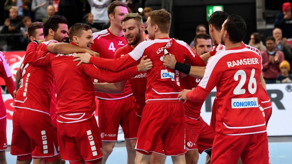 Die Schweiz gewinnt das Auswärtsspiel gegen Belgien und holt sich wichtige Punkte für die Qualifikation zur EM 2020