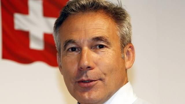 Adrian Amstutz wird bei Wahlen antreten