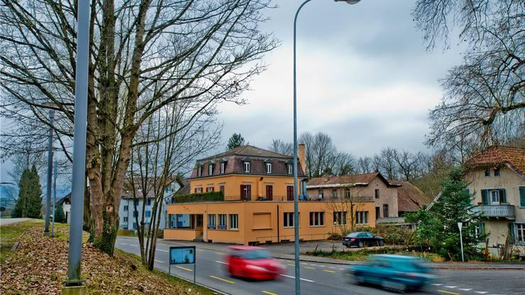 Die umstrittene geplante Unterkunft in Koblenz.
