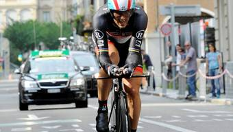 Fabian Cancellara kann an der Schweizer Meisterschaft der Zeitfahrspezialisten Rennpraxis sammeln.