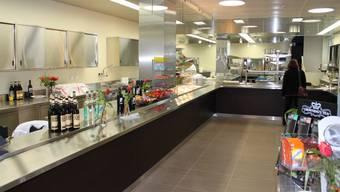 Die Küche des Restaurants Le Soleil im Sunnepark soll umgebaut werden, hier ein Foto bei der Eröffnung.