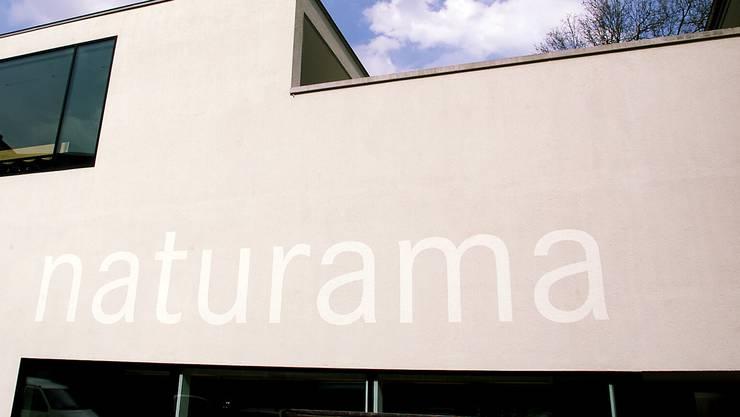 Die Veranstaltungen finden im naturkundlichen Museum Naturama in Aarau statt.