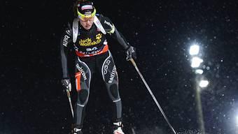 Schweizer Startläuferin Selina Gasparin kassierte eine Strafrunde.