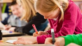 Stein des Anstosses: Statt mit Bleistift und Papier durften die Schülerinnen und Schüler die Pisa-Tests erstmals am Computer lösen. (Archivbild)