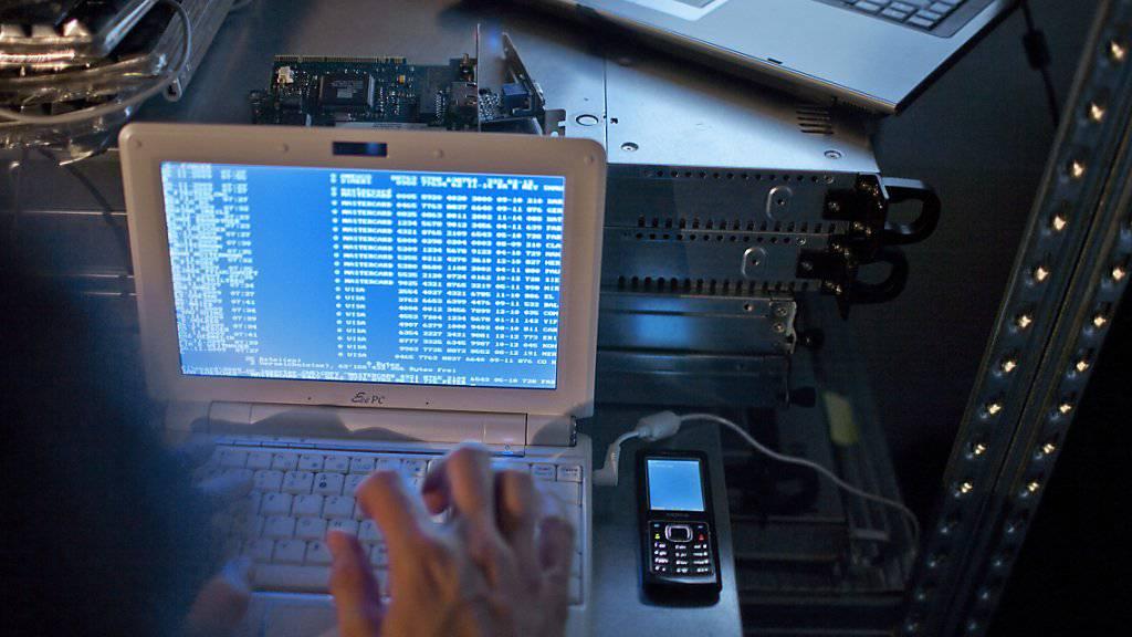 Cyberangriffe haben weiter an Bedeutung gewonnen. (Symbolbild)