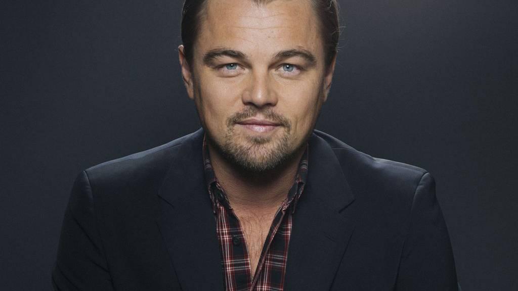 Der US-amerikanische Schauspieler Leonardo DiCaprio wurde «Opfer» eines netten Versprechers. (Foto: Victoria Will/Invision/AP/KEYSTONE)