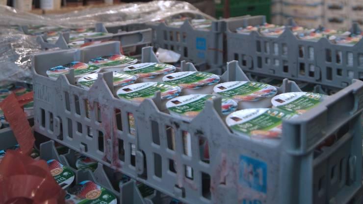 Seit nunmehr fünf Jahren verteilt «Tischlein deck dich» in Rheinfelden jeden Montag Lebensmittel an bedürftige Mensche