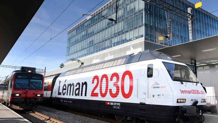Die Kantone Genf, Waadt und Wallis präsentieren sich gerne als «Région Lémanique» (Symbolbild).
