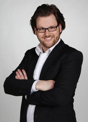 David Specker (FDP), Gesundheits- und Sicherheitsvorstand von Oberengstringen