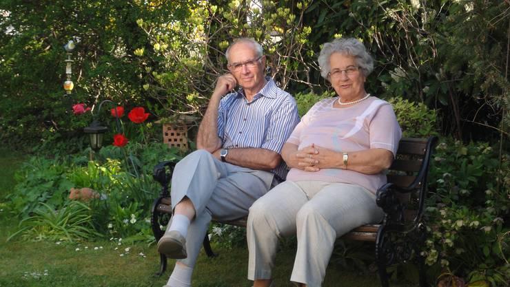 Rosmarie und Hans