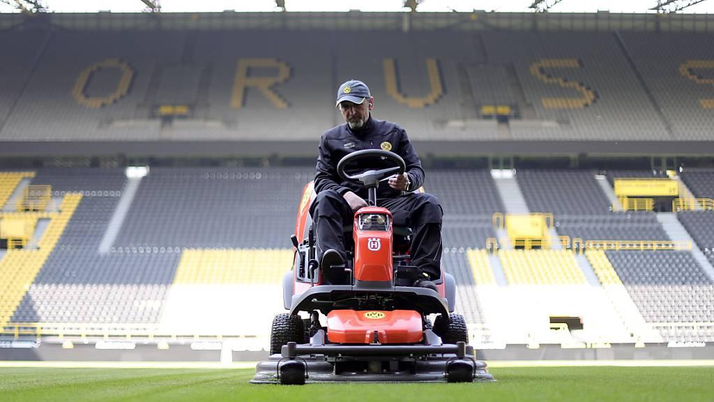 Neustart der Bundesliga schon Mitte Mai