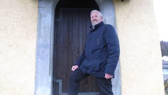 Abschiedsportrait Ernst Schär