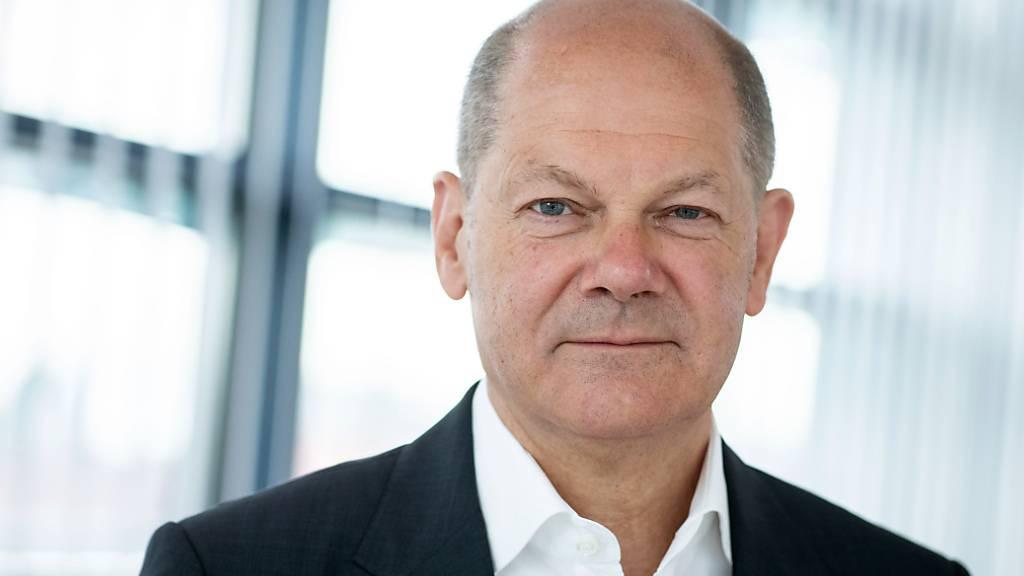 SPD-Kandidat Scholz: «Selbst auf Platz zwei kann man Kanzler werden»