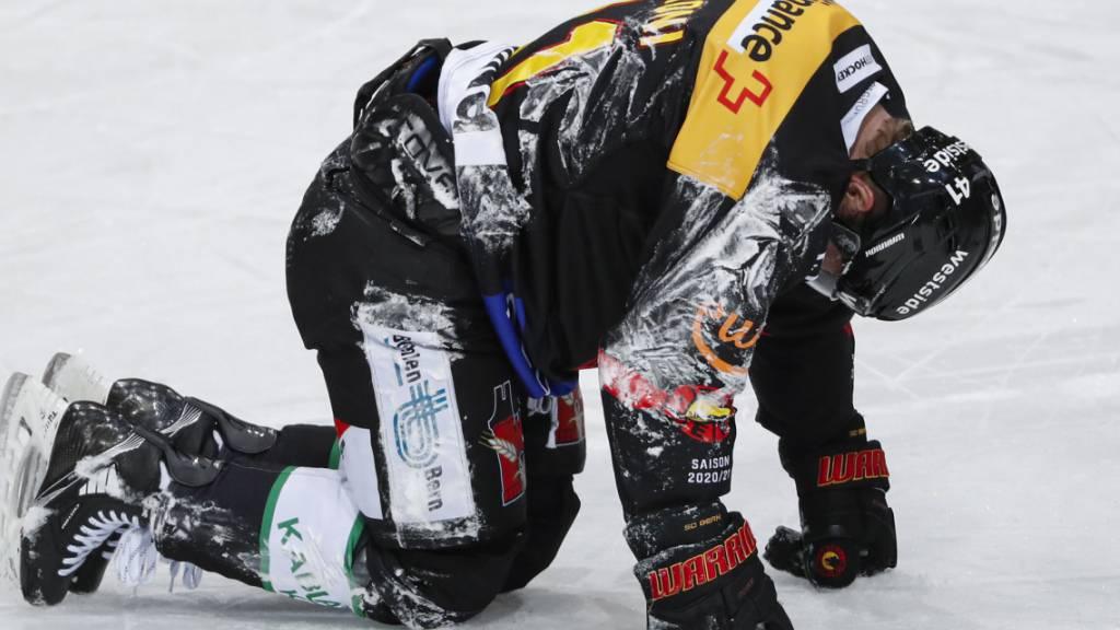 Zwei weitere Spiele des SC Bern verschoben