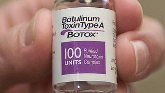 Botox ist ein neurotoxisches Protein, das nicht ohne Bedenken eingesetzt werden sollte. (Symbolbild)