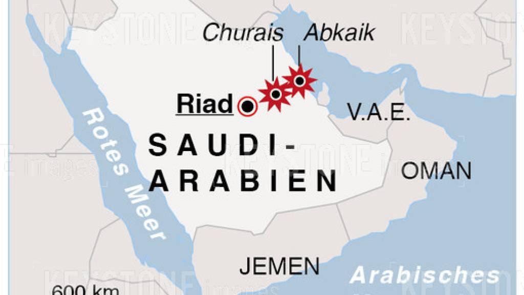 Riad fordert entschlossenes Handeln