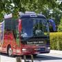 Der FC Basel verbringt aktuell sehr viel Zeit im Mannschaftsbus.