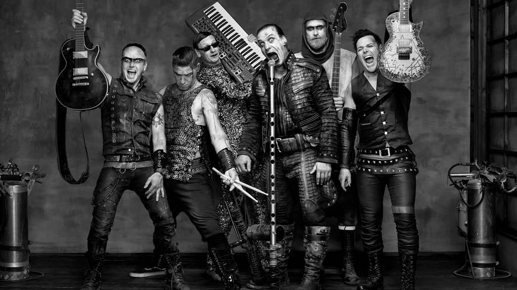 Rammstein spielen nächstes Jahr zwei ausverkaufte Shows im Letzigrund