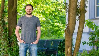 Torhüter Andreas Merz freut sich auf die Zeit nach seiner Handballkarriere.