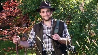 Severin Sorg: «Ich will etwas aus meiner Jägerausbildung machen, nur dann macht sie Sinn.»