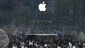 Der US-Konzern Apple ist derzeit das wertvollste Unternehmen der Welt.
