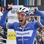Philippe Gilbert gewinnt in Bilbao die 12. Etappe der Vuelta