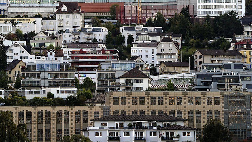Immobilienmarkt zeigt sich im Juni robust