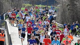 Der «Grosse Preis vom Fricktal» findet bereits zum 53. Mal statt und wird mit rund 1300 Läufern wieder so gut besucht sein, wie in den Jahren zuvor.
