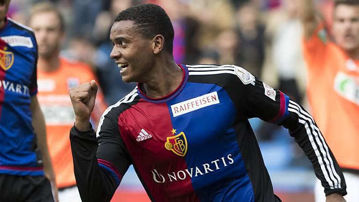 Verteidiger Manuel Akanji steuerte beim 3:0-Sieg über St. Gallen zwei Tore bei.