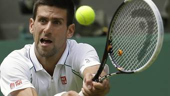 Novak Djokovic mit gelungenem Auftakt in Wimbledon