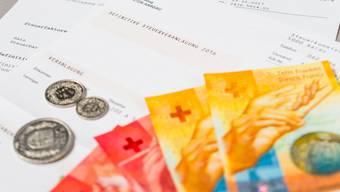 Nach den Steuererhöhungen im letzten Jahr bewegen sich die Steuerfüsse in diesem Jahr nicht.