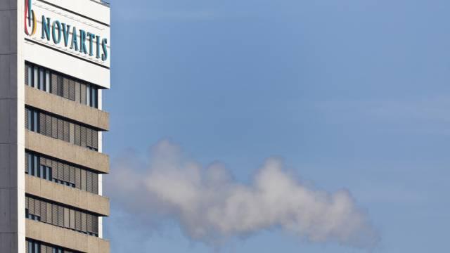 Der Hauptsitz des Pharmakonzerns Novartis. (Symbolbild)