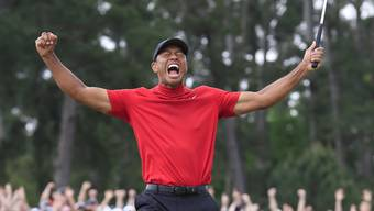 Tiger Woods Auferstehung