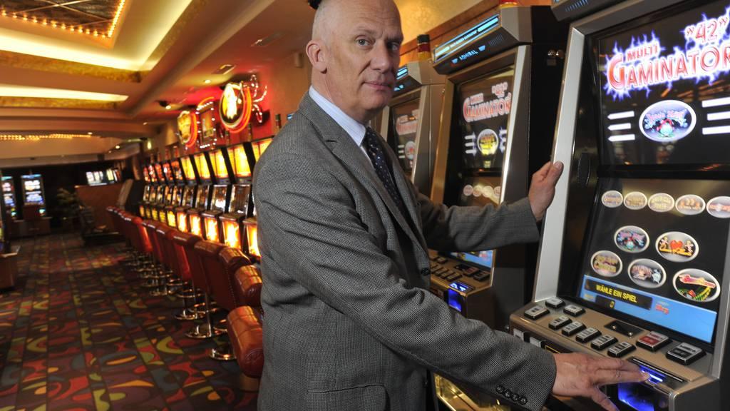 Massimo Schawalder, Casinodirektor, sieht in den neuen Öffnungszeiten eine grosse Chance.