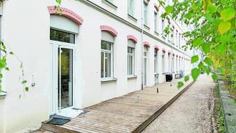 Hat vor zwei Wochen eröffnet: das Bistro Tresor am Badener Trafoplatz.