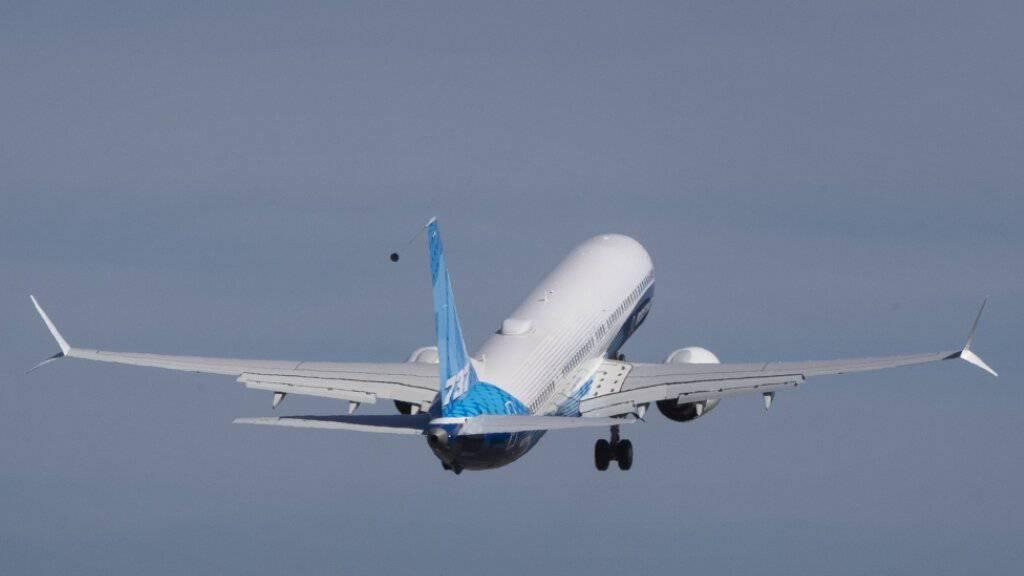 Boeing gelingt erster Quartalsgewinn seit 2019