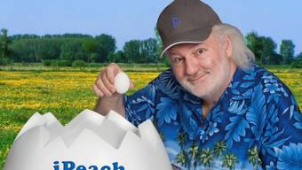 Komiker Peach Weber